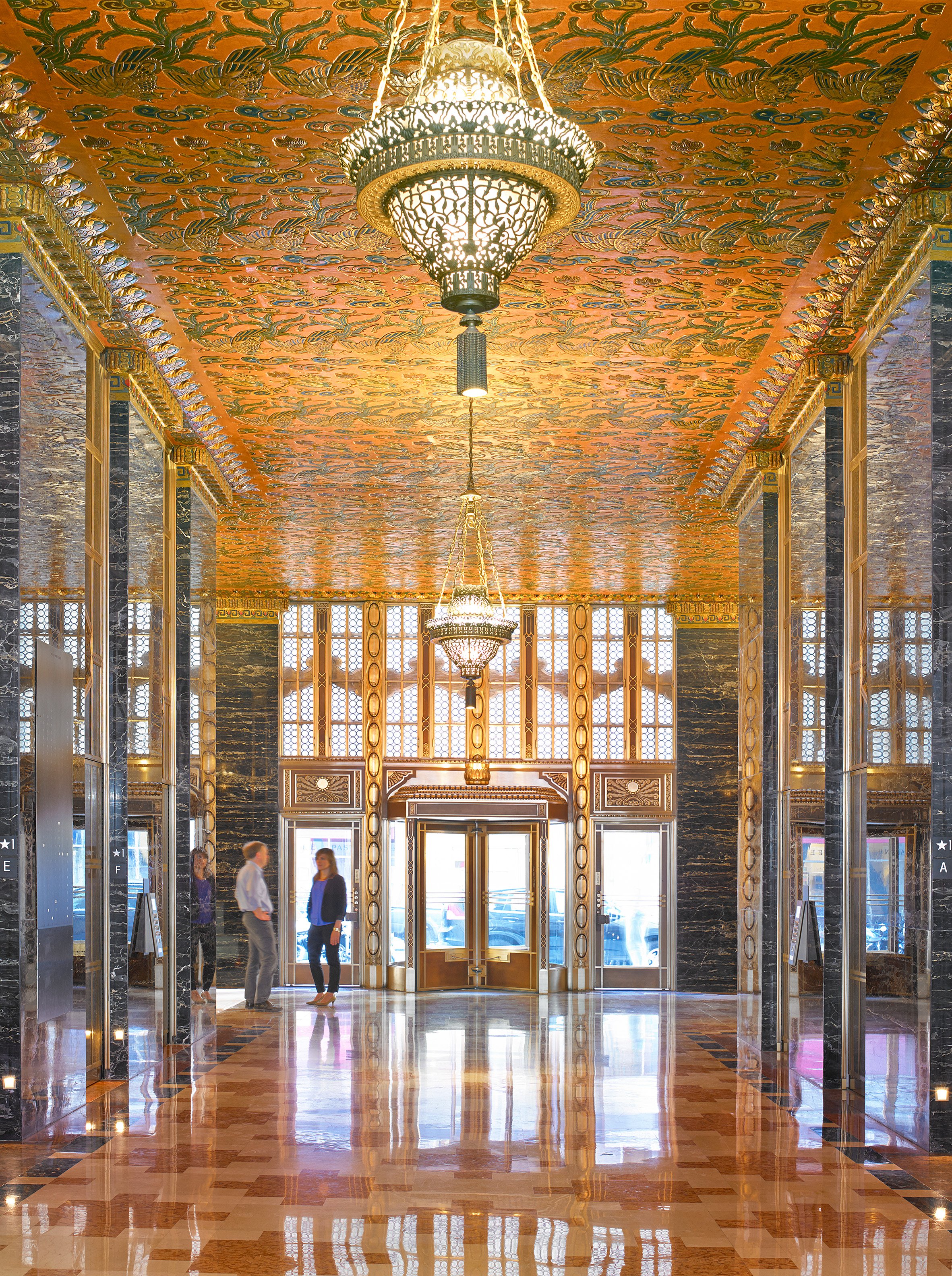 140 New Montgomery Lobby