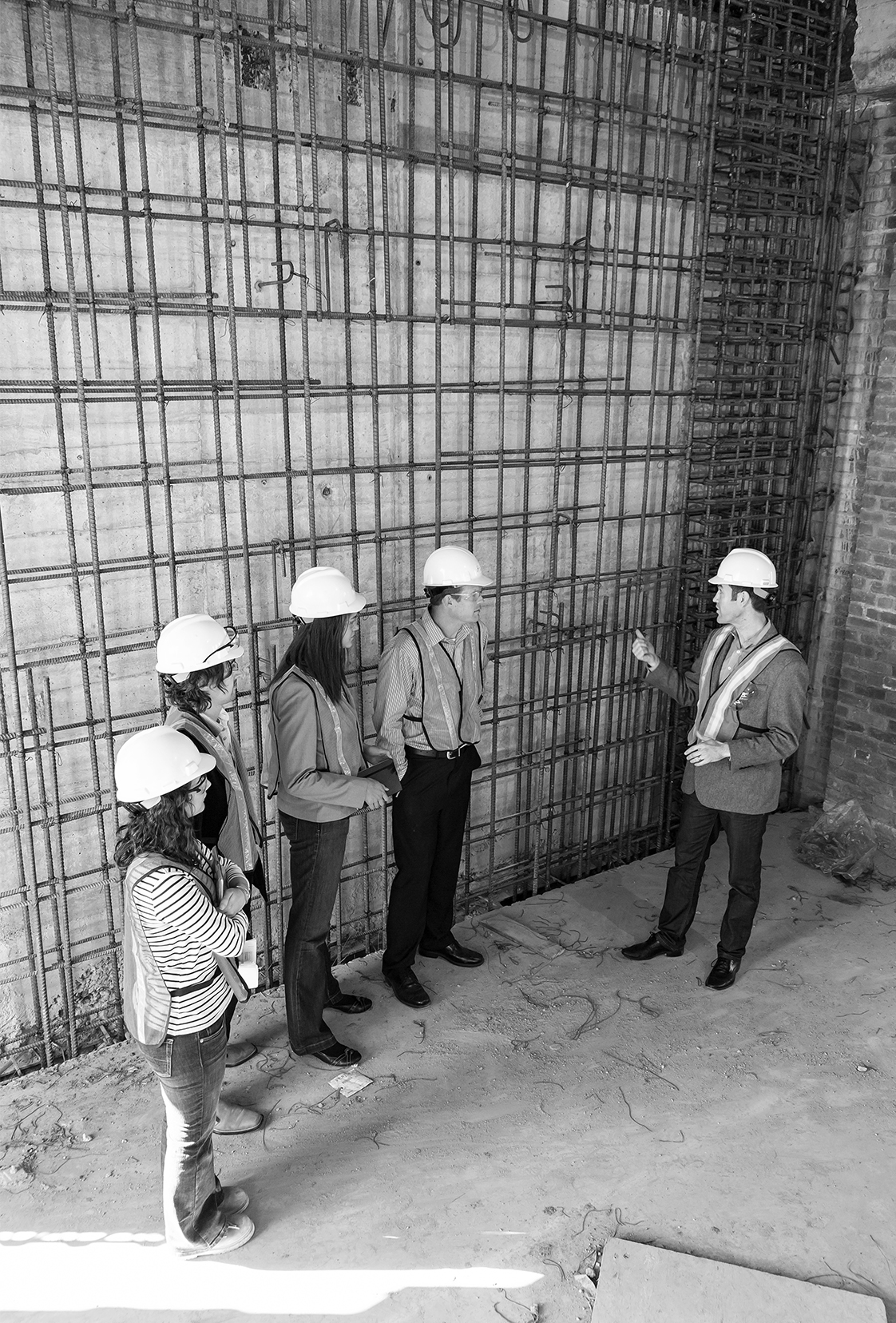 140 New Montgomery Concrete Shear Wall