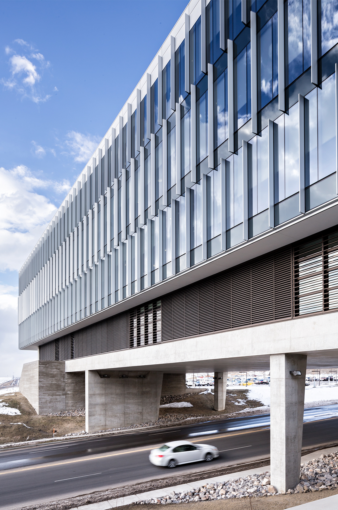 Adobe Utah bridge