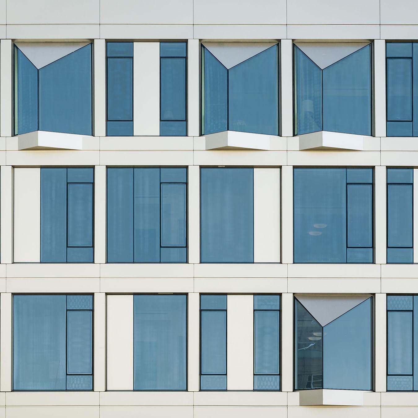 The Pacific facade
