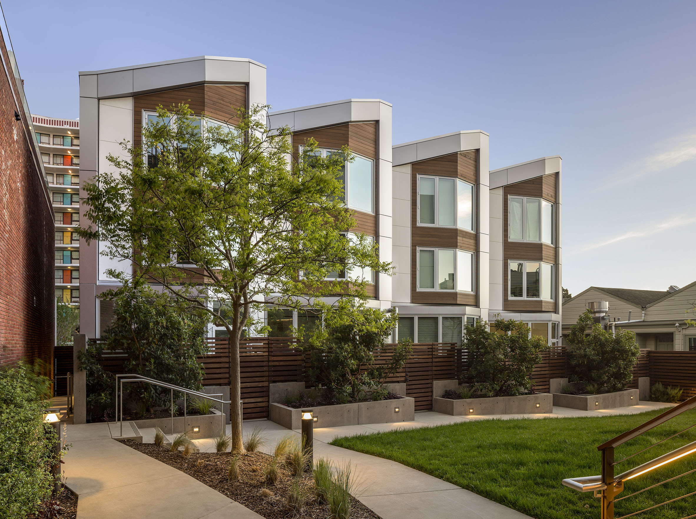 The Pacific Townhomes