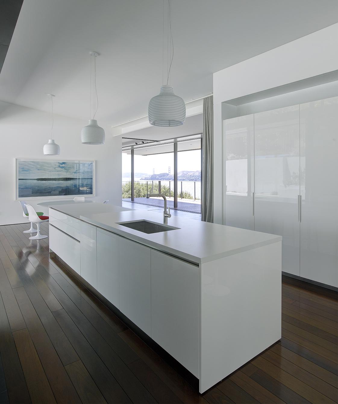 Eucalyptus Residence kitchen