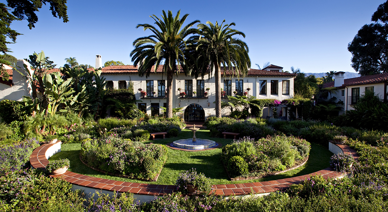 Four Seasons Resort The Biltmore Santa Barbara Holmes Structures